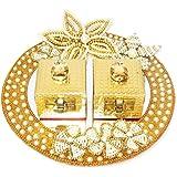 WeddingPitara Ring Platter