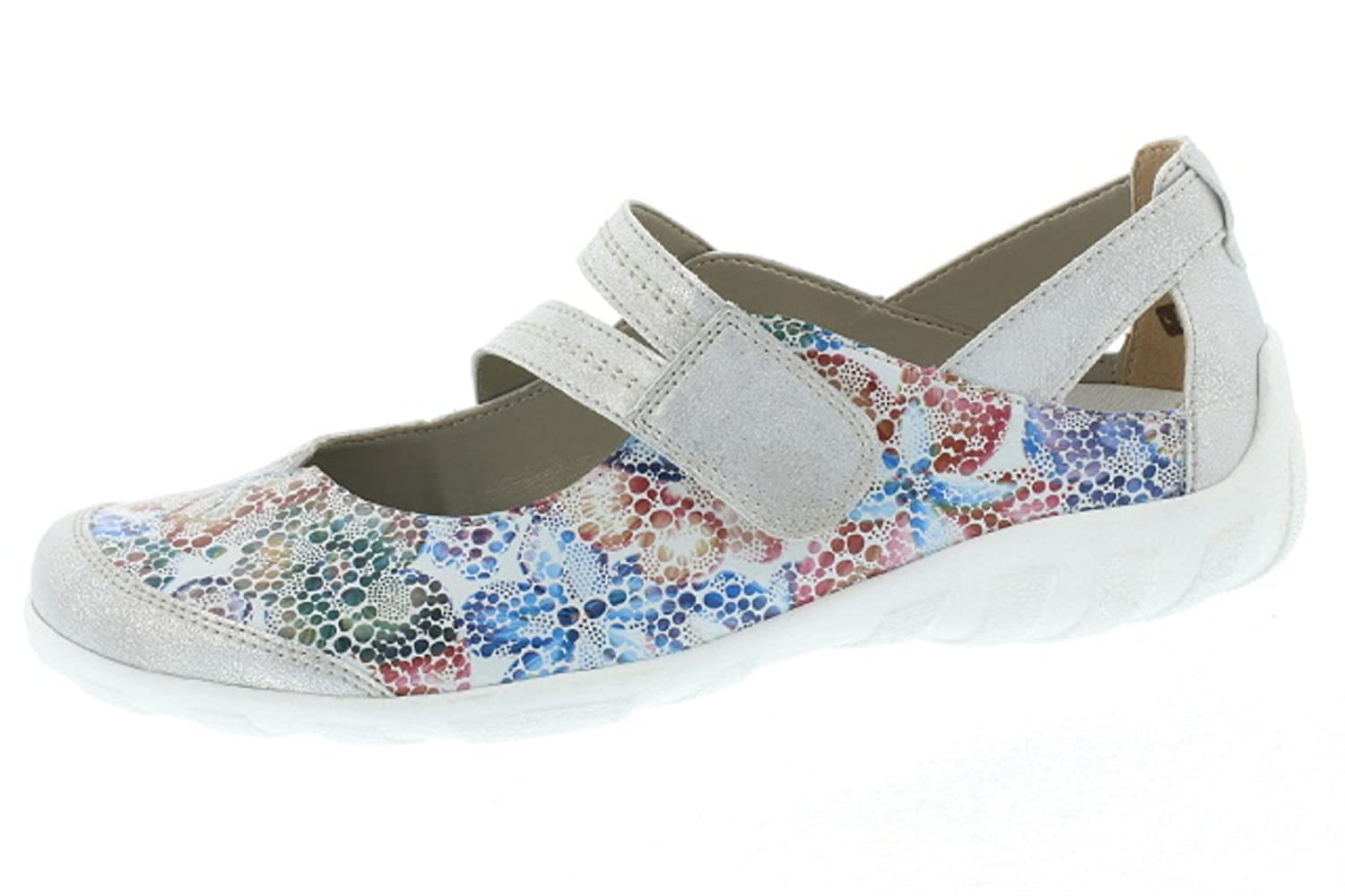 Remonte Mary Jane Basse Donna Multicolore Multicolour  Ice/Multi