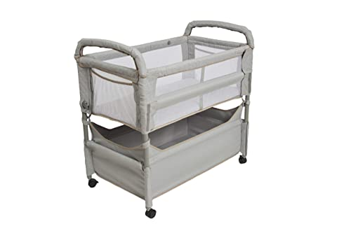 Arms Reach Clear-Vue Co-Sleeper Bassinet