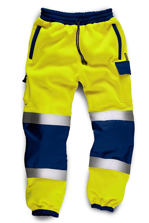 Hi Vis Visibility Jogging Pants Trousers EN471 Class 1 HV021