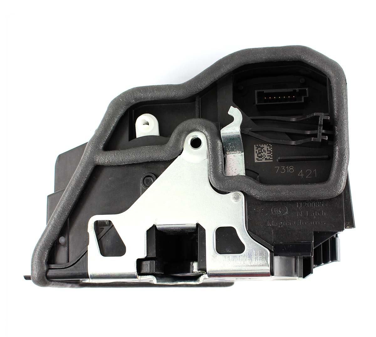 BMW Alpina B7 >> Front Door Lock Actuator Mechanism Left Driver Side For BMW Replace 51217202143 | eBay