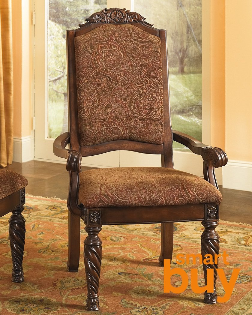 Set of 2 Dining Upholstered Side Chair by Ashley Furniture by Signature Design by Ashley (Image #6)