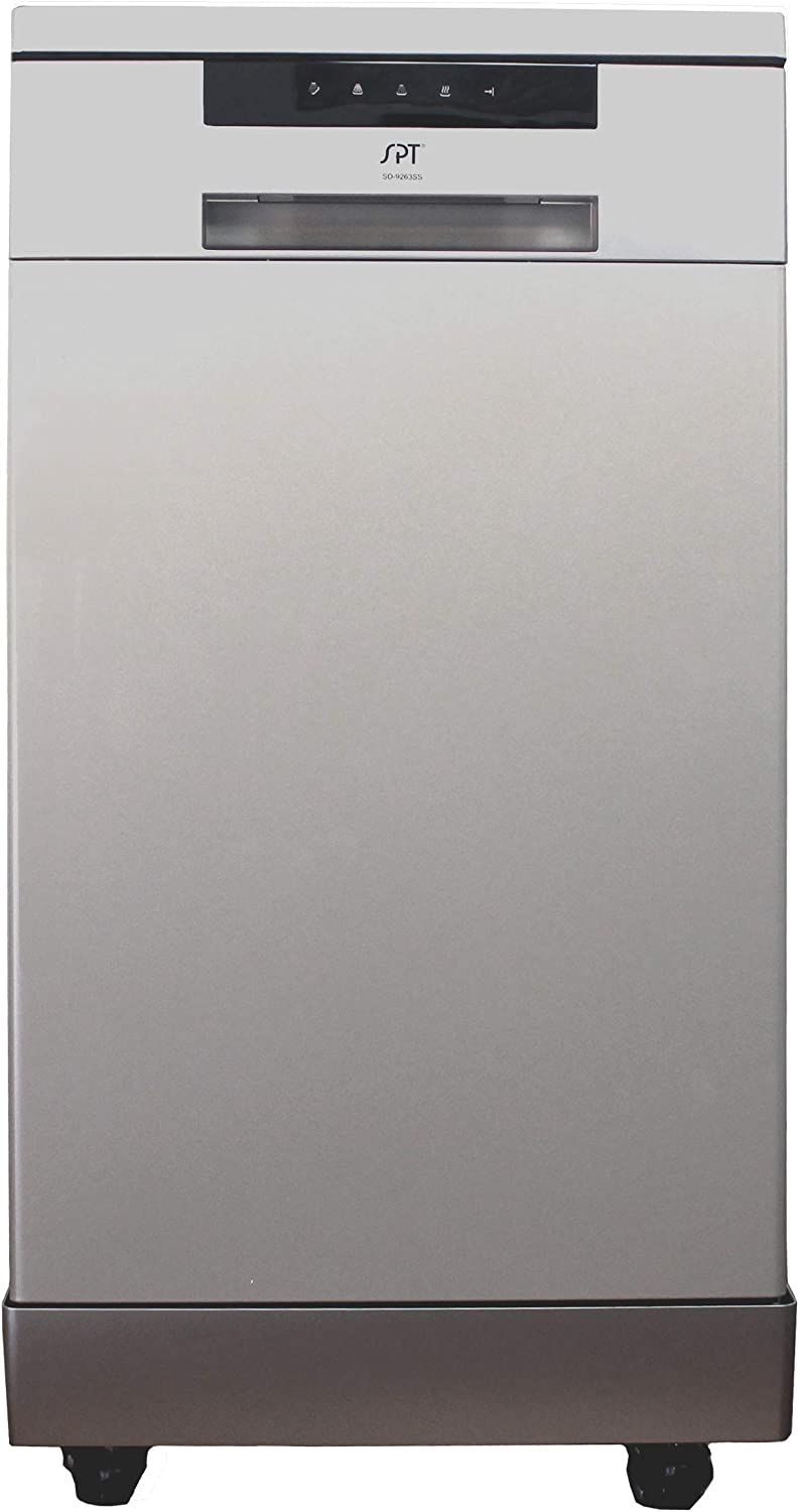 SD-9263SS: 18″ Energy Star Portable Dishwasher