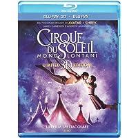 Cirque Du Soleil - Mondi Lontani (3D) (Blu-Ray+Blu-Ray 3D) [Italia] [Blu-ray]
