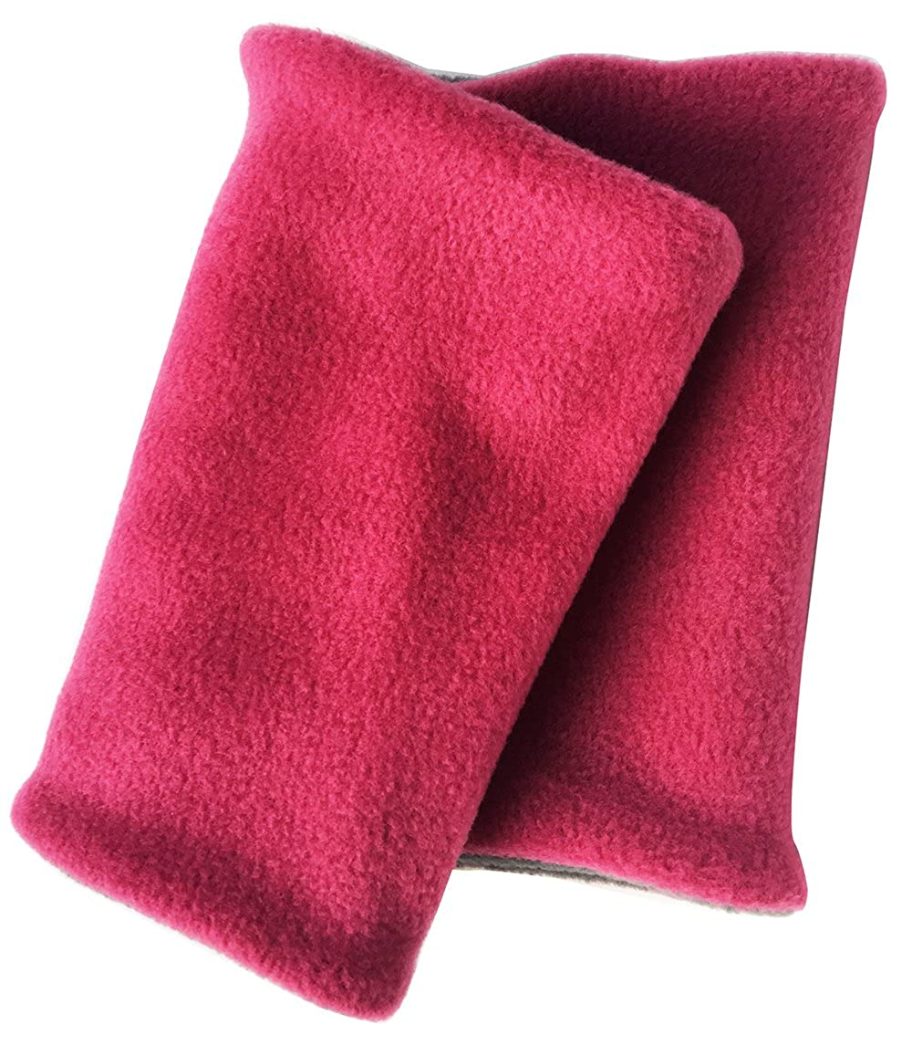 Int/érieur en polaire 20170103 Wollhuhn /Écharpe chaude en laine Rose unicolore//anthracite pour fille