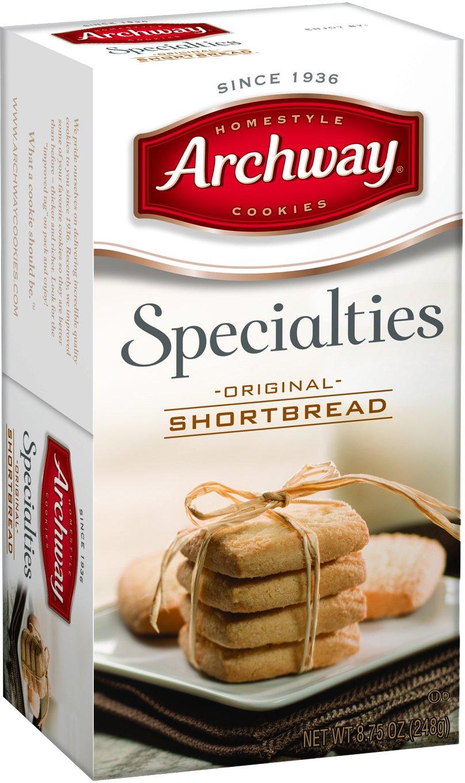 Archway Original Cookies, Shortbread, 8.75 Ounce