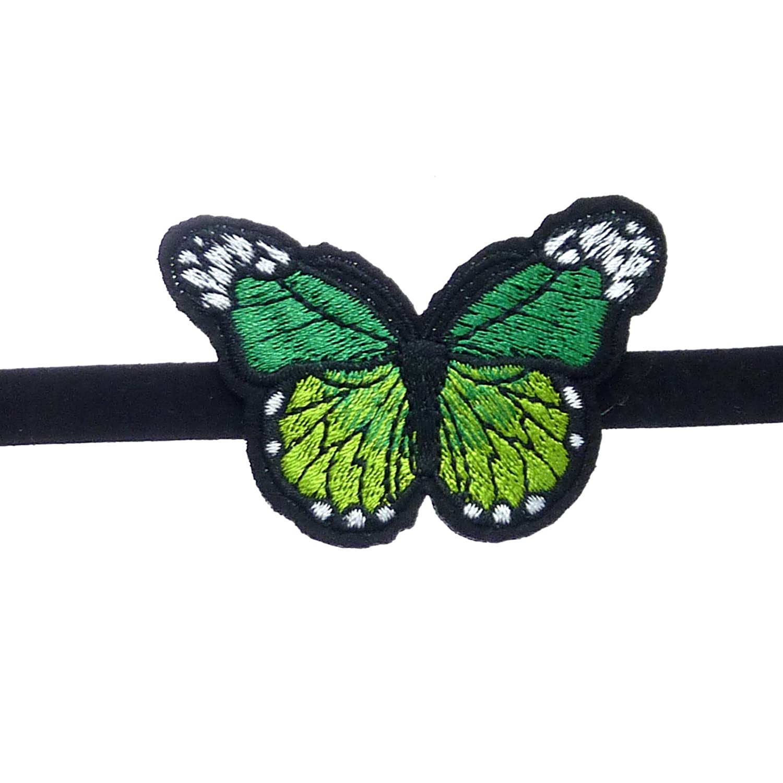 Toki Butterfly Choker Necklace