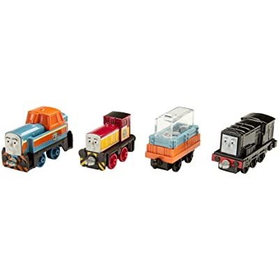 Thomas & Friends Fisher-Price Adventures, Dieselworks Fix-Up: Toys & Games