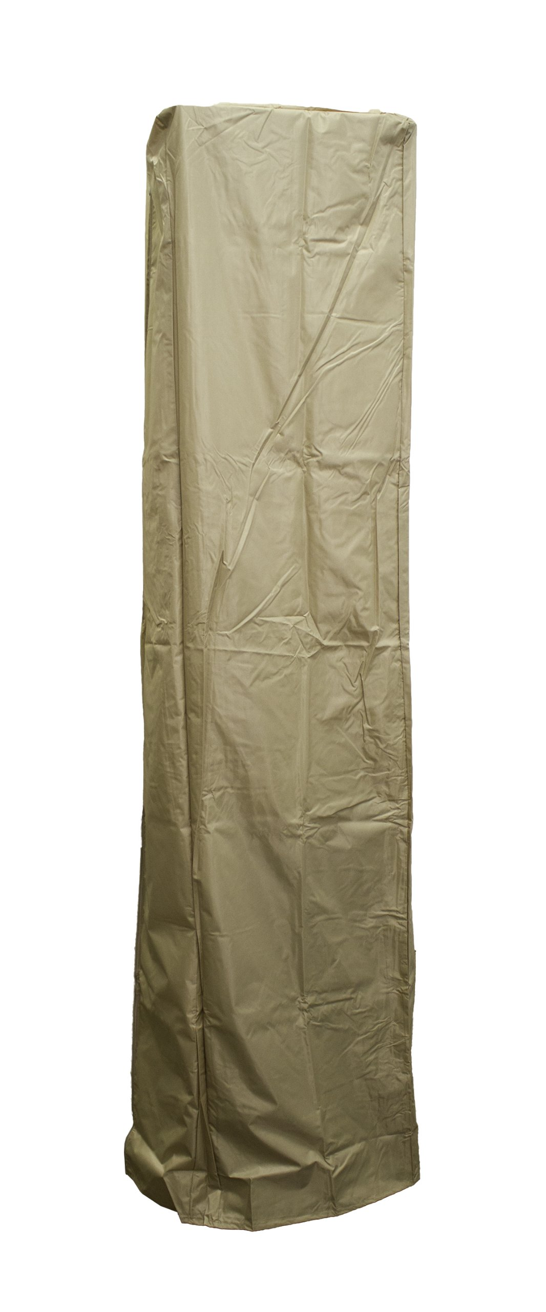 AZ Patio Heaters HVD-SGTCV-T Heavy Duty Glass Tube Cover in Camel Color, Square product image