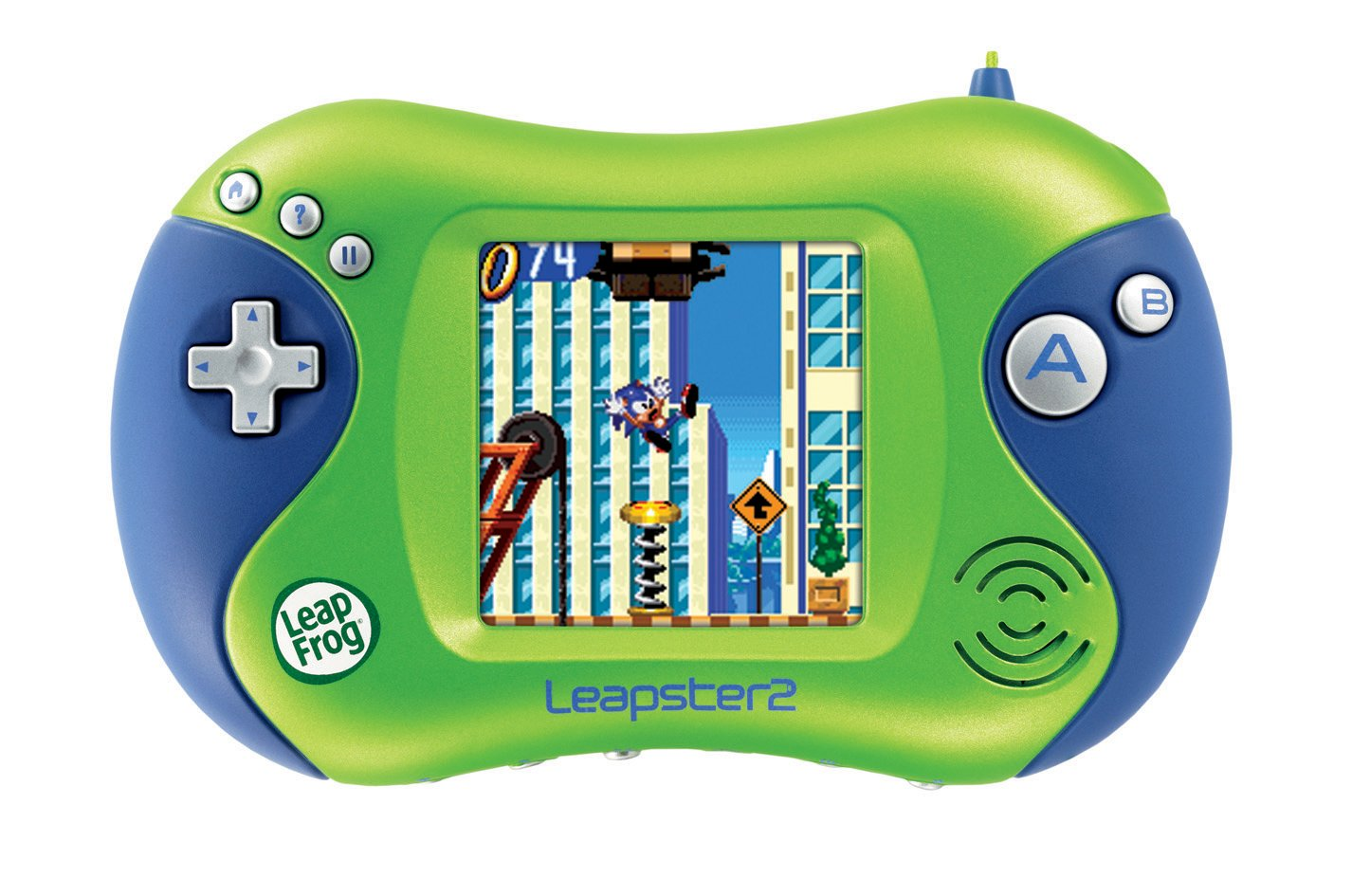 LeapFrog Leapster Learning Game Sonic X by LeapFrog