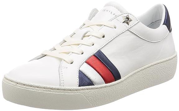 5d4eaa669 Tommy Hilfiger Womens Lightz Sneaker TWLIGHTZ Unique Christmas Gifts
