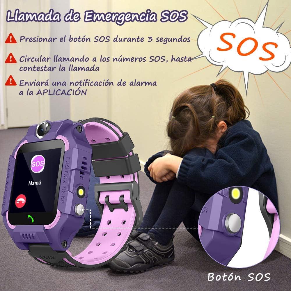 smartwatch de seguridad para niños