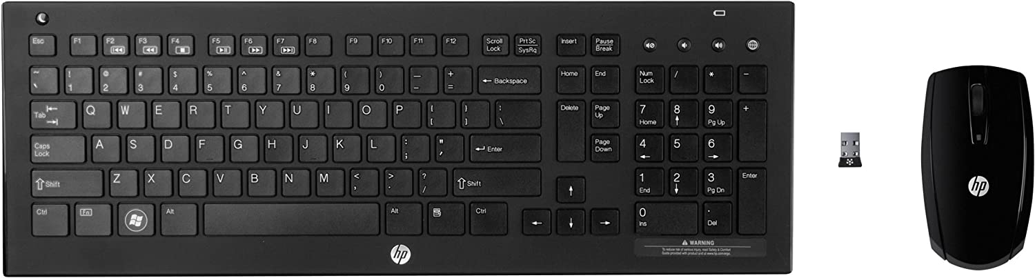HP Wireless Elite V2 Desktop