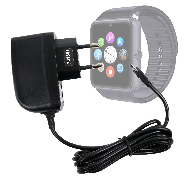 DURAGADGET Cargador (2 Amperios) para Smartwatch Mobiper G08 ...
