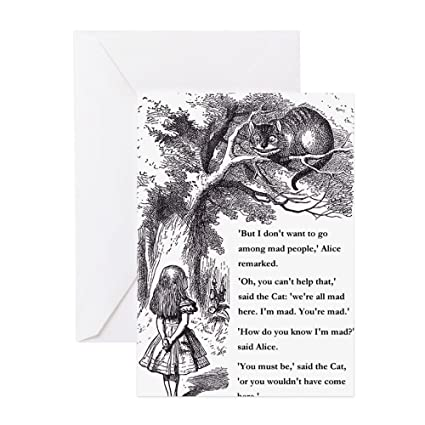 Amazon cafepress mad people greeting cards greeting card cafepress mad people greeting cards greeting card note card birthday card m4hsunfo