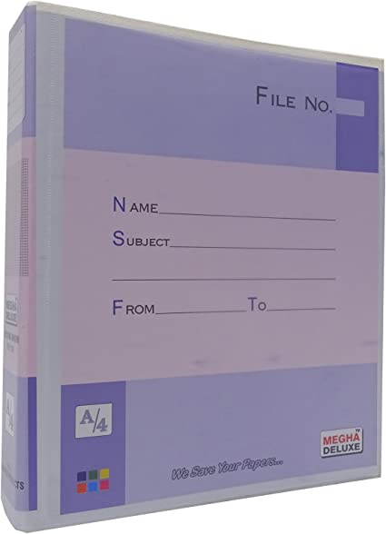A4 2 anillas palanca Clip Archivo Carpeta Carpetas Documentos Carpeta proyecto carpeta de archivos de almacenamiento de papel Material de oficina suministros – Pack de 1, color negro 5 Pack: Amazon.es: Oficina y papelería