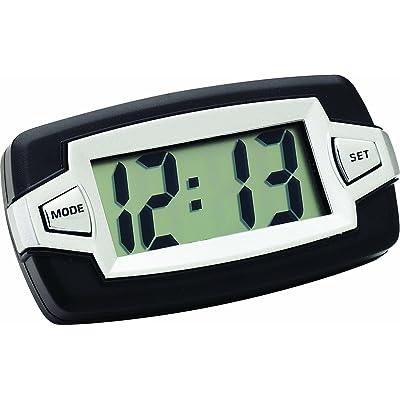 Bell Automotive 22-1-37007-8 Jumbo LCD Clock: Automotive