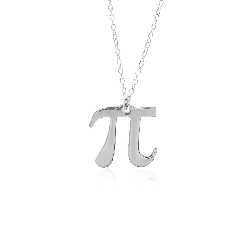 Naszyjnik z symbolem liczby Pi