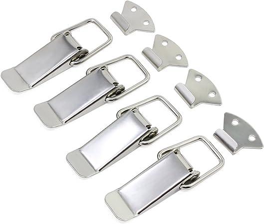 HSeaMall 2 UNIDS de acero inoxidable puerta de cierre del tirón ...