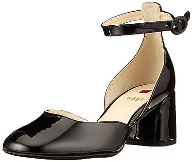 Womens 5-10 4012 0100 Closed Toe Heels Högl 1WCq7ZXqiD