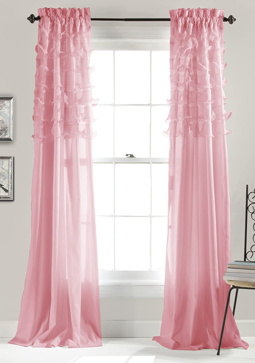 lined thermavoile curtains top grommet panel rhapsody panels