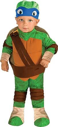 Nickelodeon Teenage Mutant Ninja Turtles Leonardo Romper Shell and Headpiece