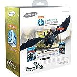 Samsung SSG-P2100X/ZA (IMAX/Dragon) 3D Starter Kit, Black