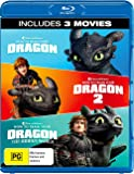 How To Train Your Dragon / How To Train Your Dragon 2 / How To Train Your Dragon: The Hidden World (Blu-ray)