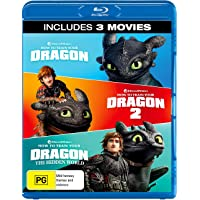 How to Train Your Dragon / How to Train Your Dragon 2 / How to Train Your Dragon: The Hidden World