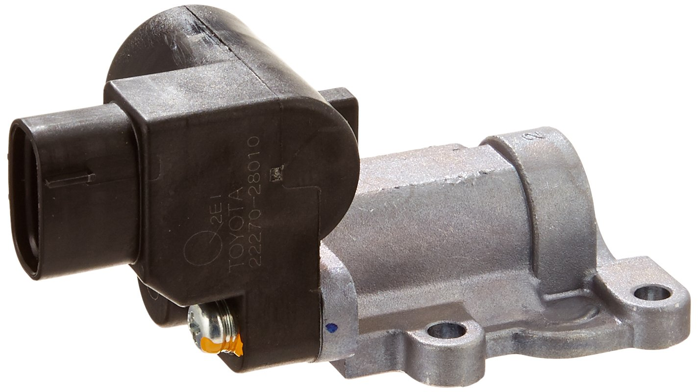 22270-28010 Idle Speed Control Valve Assembly Genuine Toyota