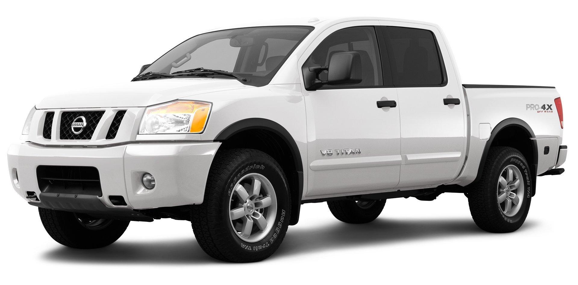 2012 nissan titan pro 4x 4 wheel drive crew cab short wheelbase