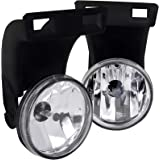 AUTOSAVER88 Fog Lights Compatible with 1994-2002 Dodge Ram 1500 2500 3500 Pickup Truck (Clear Lens w/Bulbs)(Only fit…