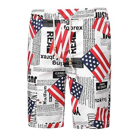 GXSCE Shorts de playa b2f834266ebf