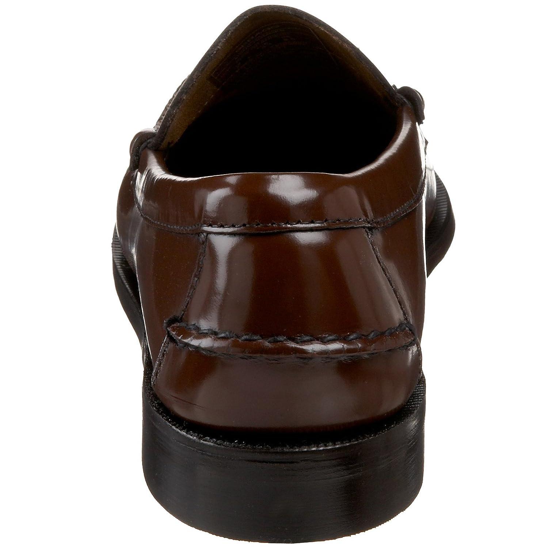 Sebago Classic - Mocasines de cuero hombre: Sebago: Amazon.es: Zapatos y complementos