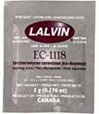 Lalvin - EC-1118B EC-1118 Yeast by Lallemand Inc