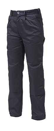 tama/ño 30 de cintura 29 de pierna Apache Industry Pantalones para hombre color azul