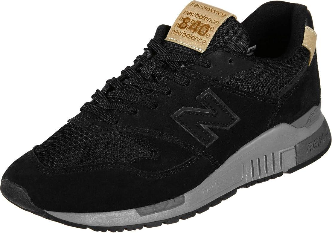 New Balance ML840 Shoes Schwarz: Amazon