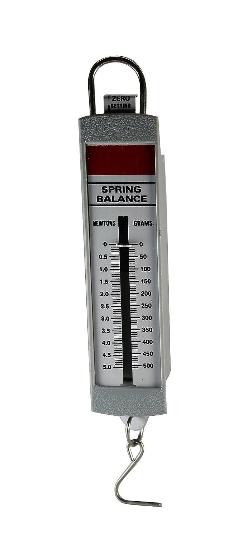 Spring Scale Metric//Newton 102gm// 1N Pack of 10