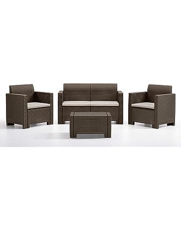 Tavoli Piccoli Da Esterno Ikea.Set Di Mobili Giardino E Giardinaggio Amazon It