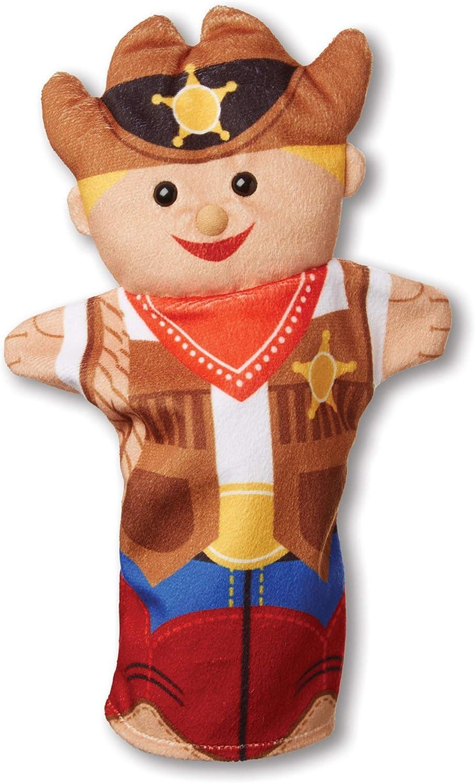 Melissa/&Doug 96038 Puppets /& Plush-Puppets