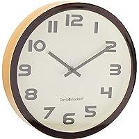 Davis & Waddell DES0015 Logan Wall Clock