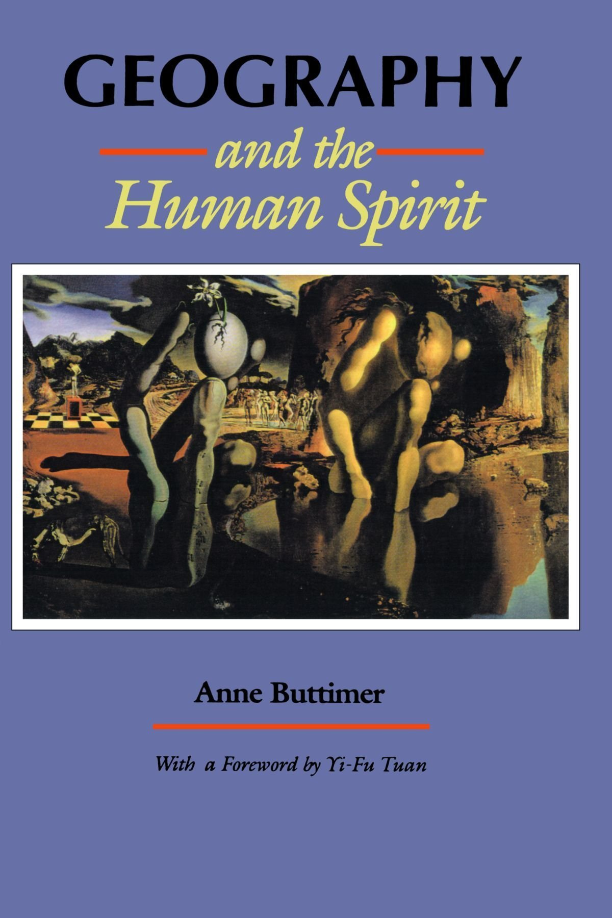 Geography and the Human Spirit pdf