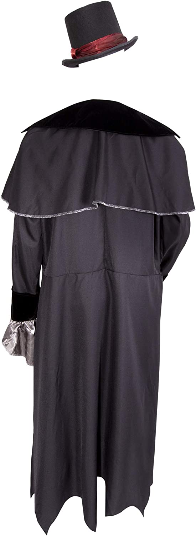 Amazon.com: Boo Inc. Disfraz de vampiro victoriano para ...