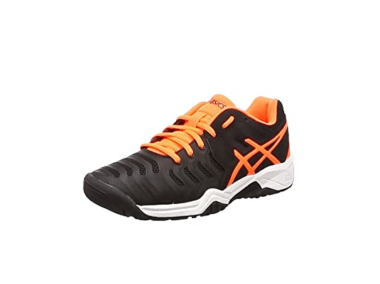 Asics Gel Resolution Gs Zapatillas de Tenis Unisex Niños