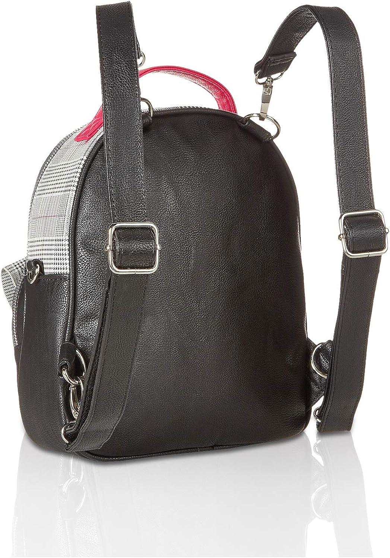 Betsey Johnson Womens Convertible Backpack