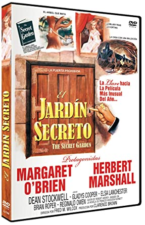 El Jardín Secreto (1949) [Spanien Import]: Amazon.de: Dean ...