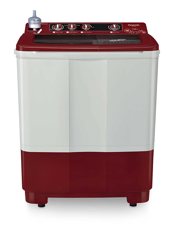 Panasonic Na W68b2rrb Semi Automatic Washing Machine 68 Kg Maroon Wiring Diagram Home Kitchen