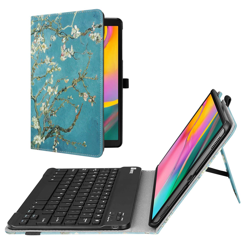 Funda + Teclado Galaxy Tab A 10.1 SM-T510 (2019) FINTIE [7RDWLV3D]