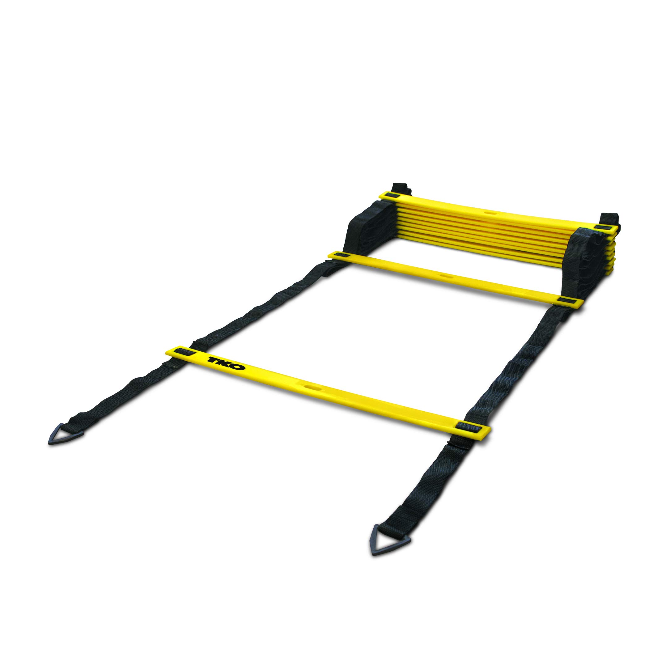 TKO Extreme Speed Ladder for Agility Training - Yellow