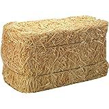 FloraCraft Mega Straw Bale, 12 by 12 by 24-Inch